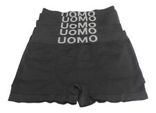 5 X Men's Microfibre Boxer Shorts Uomo Wicking Sports Running Active Seamless XL