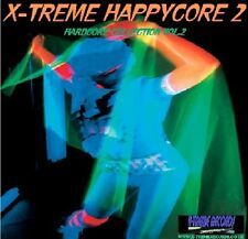X-TREME HAPPYCORE 2 - 2008 HAPPY HARDCORE MIX CD / HTID