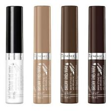 Rimmel Brow This Way Eyebrow Styling GEL 5ml - Choose Your Shade 002 Medium Brown