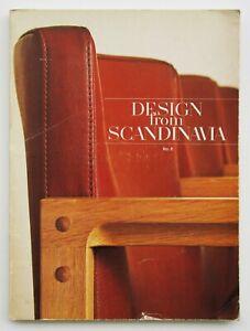 Design from Scandinavia No. 8, 1978. Scandinavian Design