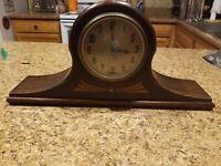 Antique New Haven Clock Company Elm City Electric Clock *Works*