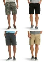 New Wrangler Men's Cargo Shorts Twill with Stretch Four Colors All Sizes