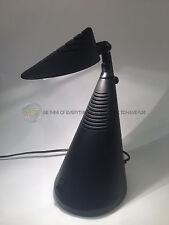 BLACK TABLE LAMP FASE SPAIN UNOBTAINABLE, VINTAGE DESIGN
