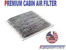 24065 CARBONIZED CABIN AIR FILTER For 2007-14 MAZDA CX-9 FORD EDGE LINCOLN MKX