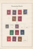 germany 1922 stamps page ref 17696