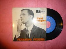 FERNANDO FARINHA Natal Portugues / 3+ EP Fado PORTUGAL PRESS (VG++/VG++) R