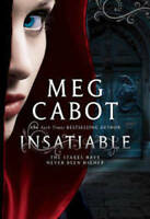 MEG CABOT ___ INSATIABLE ___ BRAND NEW ___ FREEPOST UK