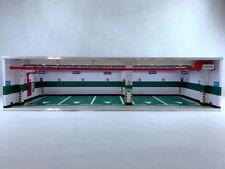 1/18  5-car Parking garage (L)