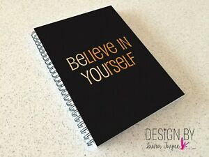 Circuit Training book / Fitness / crossfit / workout tracker / gym diary/believe