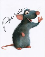 PATTON OSWALT Signed RATATOUILLE REMY Photo w/ Hologram COA