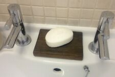 Wooden Soap Dish, Tray,  Holder, Handmade, Stand, Free UK Post         (ref D)