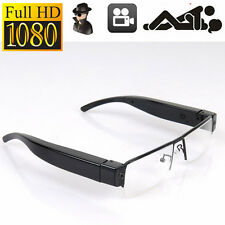 Full HD 1080P Glasses Spy Hidden Camera Security Eyewear Cam DVR Video Recorder