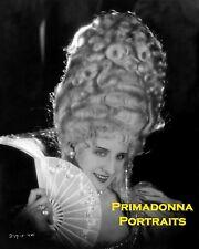 "NORMA SHEARER 8X10 Lab Photo 1938 ""MARIE ANTOINETTE"" GLAMOUR HAIR PORTRAIT"