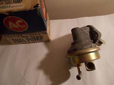 68 1968 Chevy Chevrolet Truck 366 427 GMC ME/TE500 V8 New NOS GM AC Fuel Pump