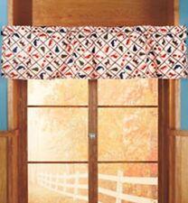 Woodland Northwood Cabin Lodge Moose Deer Wolf Kitchen Window Valance Decor