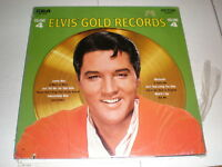 Elvis Presley  LP Elvis Gold Records Vol 4 SEALED