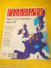 INVESTORS CHRONICLE - NEW EURO MARKETS - JUNE 27 1997
