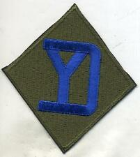 WWII WW2 US Army 26th Infantry Division Color Patch