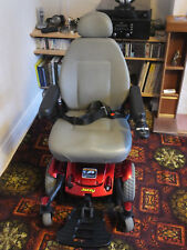 PRIDE JAZZY SELECT 6, 4MPH, ELECTRIC MOBILITY POWERCHAIR WHEELCHAIR