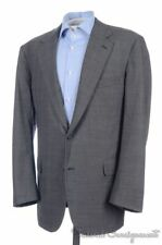 BROOKS BROTHERS GOLDEN FLEECE Gray Plaid 100% Wool Blazer Sport Coat Jacket 40 R