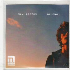 (GQ712) Sam Beeton, Belong - DJ CD