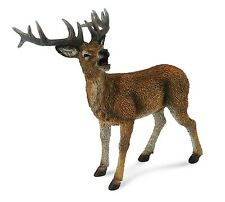 Ciervo Rojo 9Cm Animales Salvajes Collecta 88469