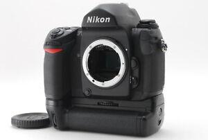 MINT/ NIKON F6 SLR 35mm Film Camera Body with MB-40 from Japan #1366