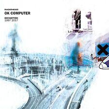 Radiohead Ok Computer oknotok 1997-Lp 2017 X 3 Vinilo Azul Menta