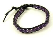 Unbranded Amethyst Costume Bracelets