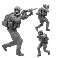 1/35 US Navy Seal Commando Resin Soldier New Arrived 2018
