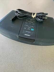 Bose AWR1-1W Wave Radio AM/FM Stereo Alarm Clock -No remote