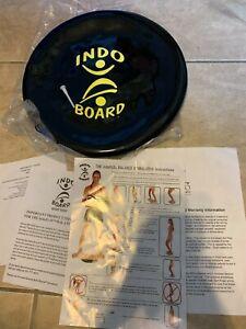 "Indo Board IndoFLO Balance Trainer 14"" Cushion NEW"