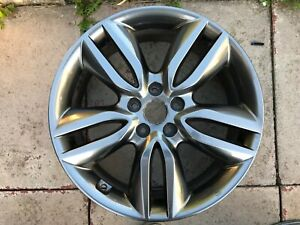 "HYUNDAI SANTA FE 19"" ALLOY WHEEL RIM 52910-2W195 52910-4Z195 7.5JX19 OEM PART"