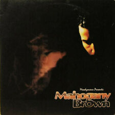Moodymann - Mahogany Brown PURPLE COLORED Vinyl 2xLP x/300 Rough Trade UK Import