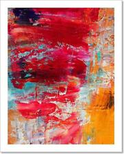 Abstract As Background Art Print Home Decor Wall Art Poster - C