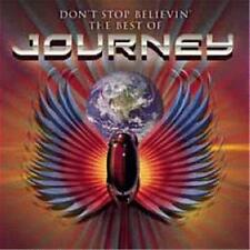 JOURNEY DON'T STOP BELIEVIN' THE BEST OF 2 CD NEW