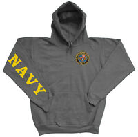 US Navy sweatshirt Men's size usn united states hoodie sweat shirt hoody for men