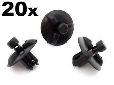 20x LEXUS CACHE MOTEUR CLIPS- enjoliveur plastique attaches pour Moto