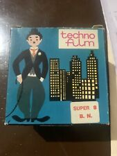 charlot super 8 silent movie sorted 3 pices