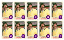 (10) 1993 Sports Cards #18 Dennis Eckersley Basball Card Lot Oakland Athletics