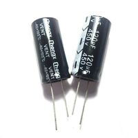 450v 150uf 120uf 100uf 82uf 68uf 47uf 33uf 22uf 10uf mfd electrolytic capacitor
