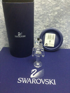 Swarovski Crystal Nutcracker 7475000604 236714. Retired 2003.