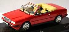 MASERATI Biturbo Spyder 1984-88 ROSSO Rojo 1:43 Minichamps 400123530