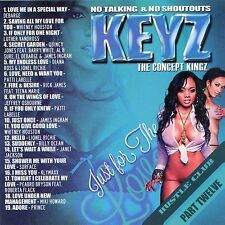 DJ KEYZ  CLASSIC 90'S R&B MIX CD VOL 12