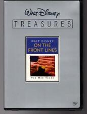 DVD Walt Disney Treasures ON THE FRONT LINES 2 discs in steelbox