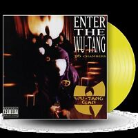 Wu-Tang Clan - Enter the Wu-Tang Clan (36 Chambers) - New Yellow Vinyl LP