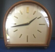 junghans exacta germany 8 day Art Deco Mid Century mantle clock & chime works