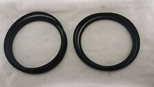 "(2) Exmark Lazer 1-653368 653368 Replacement Deck Belt 52"" Decks Laser Mower"