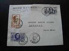 FRANCE - enveloppe 28/9/1959 (cy66) french