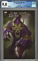 Amazing Spider-Man #799 CGC 9.8 Parrillo TRADE Variant GREEN GOBLIN * ASM